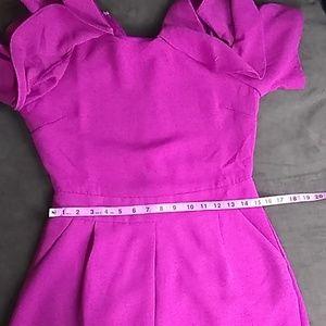 Pink dress by Francesca's